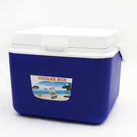 Portable Outdoor Travel Cooler Box Insulation Food Fresh Storage Case Picnic Insulated Package Plastic Refrigerated Storage Box