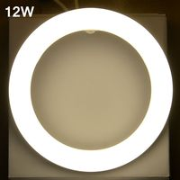 12W led Tube AC85 265V G10q SMD2835 T9 LED Circular Tube LED circle Ring lamp bulb light