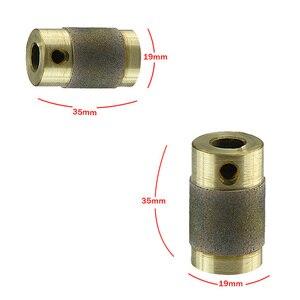 Image 5 - 1PC Rettifica Punte Set MCB14 MCB01 MCB34 Testa Smerigliatrice per la Macinazione Macchina