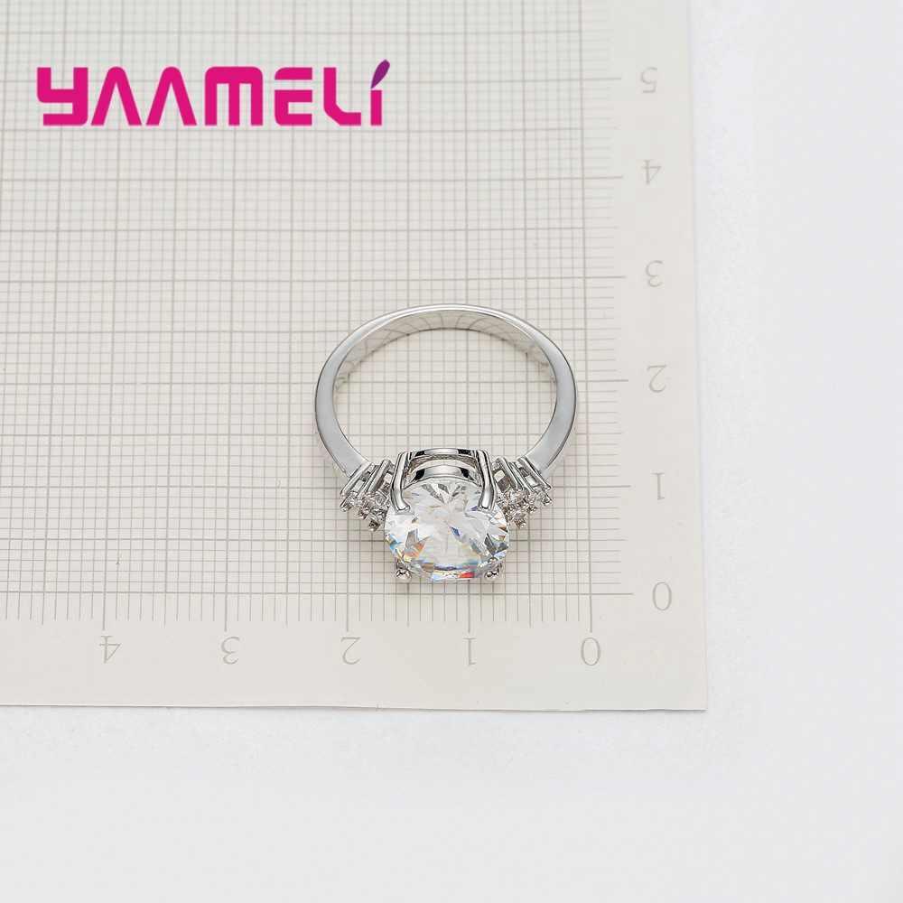 Top คุณภาพ Charm แหวนเงินแท้ 925 เครื่องประดับสำหรับเครื่องประดับใหม่ร้อนนิ้วมือ Pretty Party อุปกรณ์เสริม