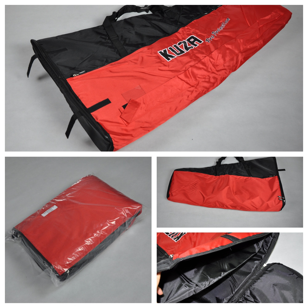 50E-70E Electric 3D Airplane Flight Wing Bag For 52 to 63 inch Plane Protection Bule / Red cartoon airplane style red
