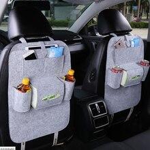 Car Seat Hanging Storage Bag Back Organizer Box Stowing Tidying Styling Multi-Purpose