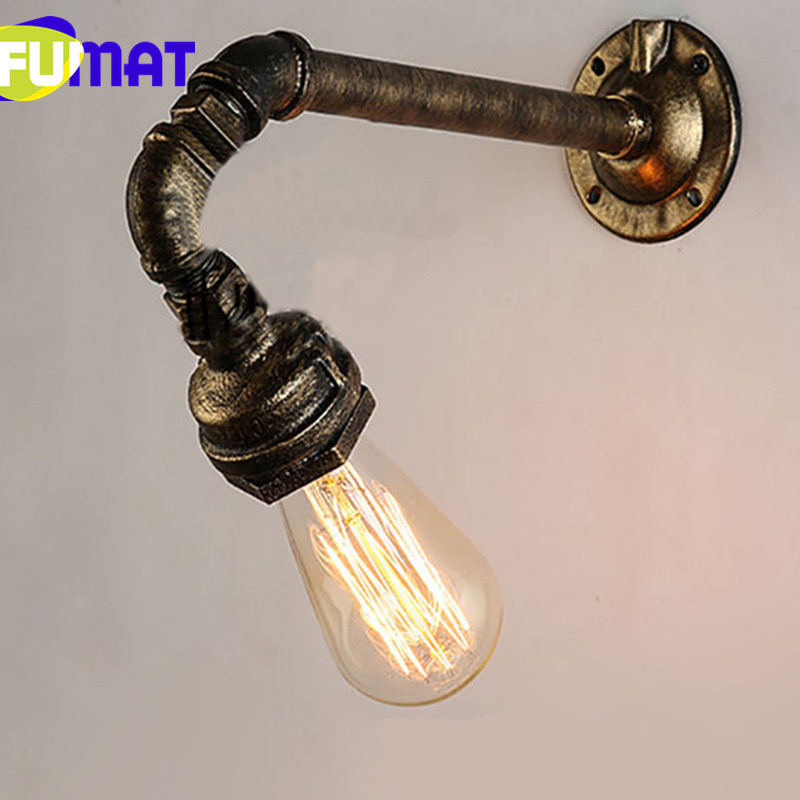 Water Pipe Wall Sconces 13