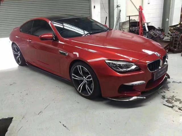 650I Gran Coupe >> F12 F13 M6 640i 650i Gran Coupe M6 Front Lip Vor Style Carbon