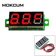 0,28 дюймов красный светодиодный модуль дисплея для DS18B20 цифровой термометр для морозильной камеры температура цифровой термометр