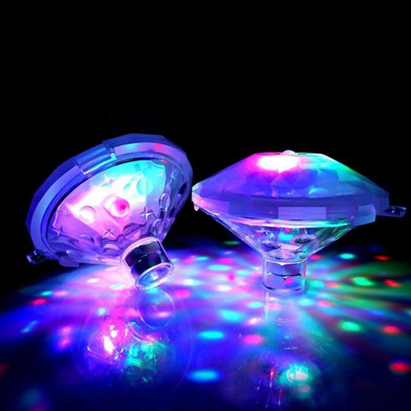 Led Projector Light Bathtub Night Lamp