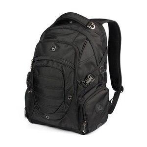 Image 2 - Sırt çantası askeri erkek çok fonksiyonlu büyük seyahat not defteri sırt çantası erkekler su geçirmez Laptop çantası sırt çantası Mochila Masculina SW9275I