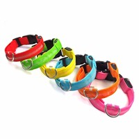 BP Originality Pets LED A Collar For A Horse Will Dog Puppy Noctilucent Tow Night Walk A Dog Defence CW XQ8