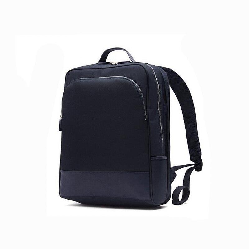 mochila homens azul escuro mochila meninos náilon
