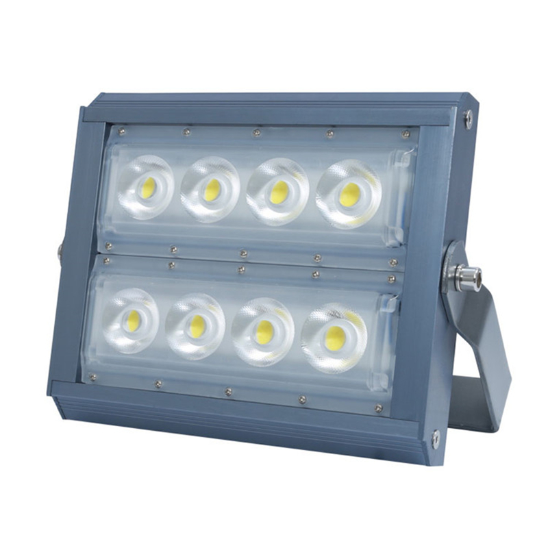 IP67 led flood light  outdoor ,100lm/w  30 degree beam 50-200W high PF led wall washer for landscape ,bridge ,factory and street 100mm glass lenses beam angle 120 degree for cree cxa3590 cxb3590 on led street high bay lamp