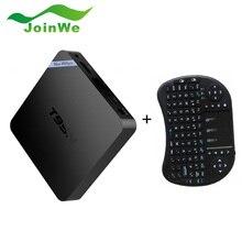 S905X T95N Мини M8S pro Android 6.0 TV BOX Amlogic четырехъядерный процессор 2 Г/8 Г КОДИ 16.0 Media Player