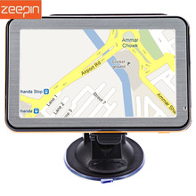 "Zeepin Multi-function 5"" Vehicle GPS Navigation TFT LCD Voice Guidance GPS Europe Middle East North/South America Australia Map"