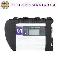 MB Star C4 sdplug C4 мультиплексор для диагностики C4 интерфейс Поддержка автомобилей и грузовиков Поддержка Wi Fi нескольких языков