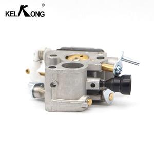 Image 5 - KELKONG Carburetor For Husqvarna 435 435e 440 440e Fit For Jonsared CS410 CS2240 Chainsaw Trimmer # 506450501 D20 Replace Carb