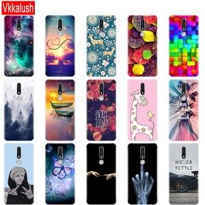 Image 3 - Чехол для телефона Nokia 3,1 Plus, чехол накладка, забавный мультяшный силиконовый мягкий чехол накладка Nokia3.1 для Nokia 3,1 Plus 2018, чехол накладка