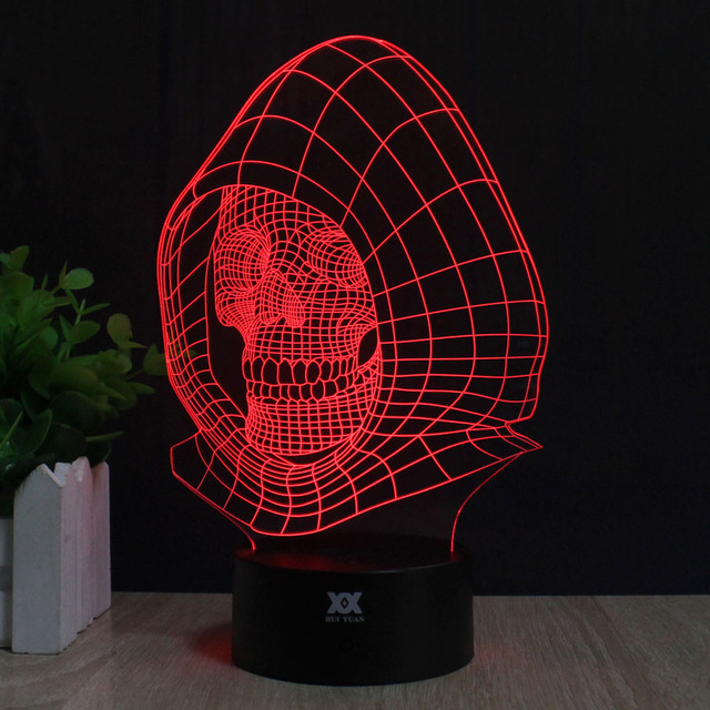 Star Wars Lamp 3D Novelty Night Lights USB