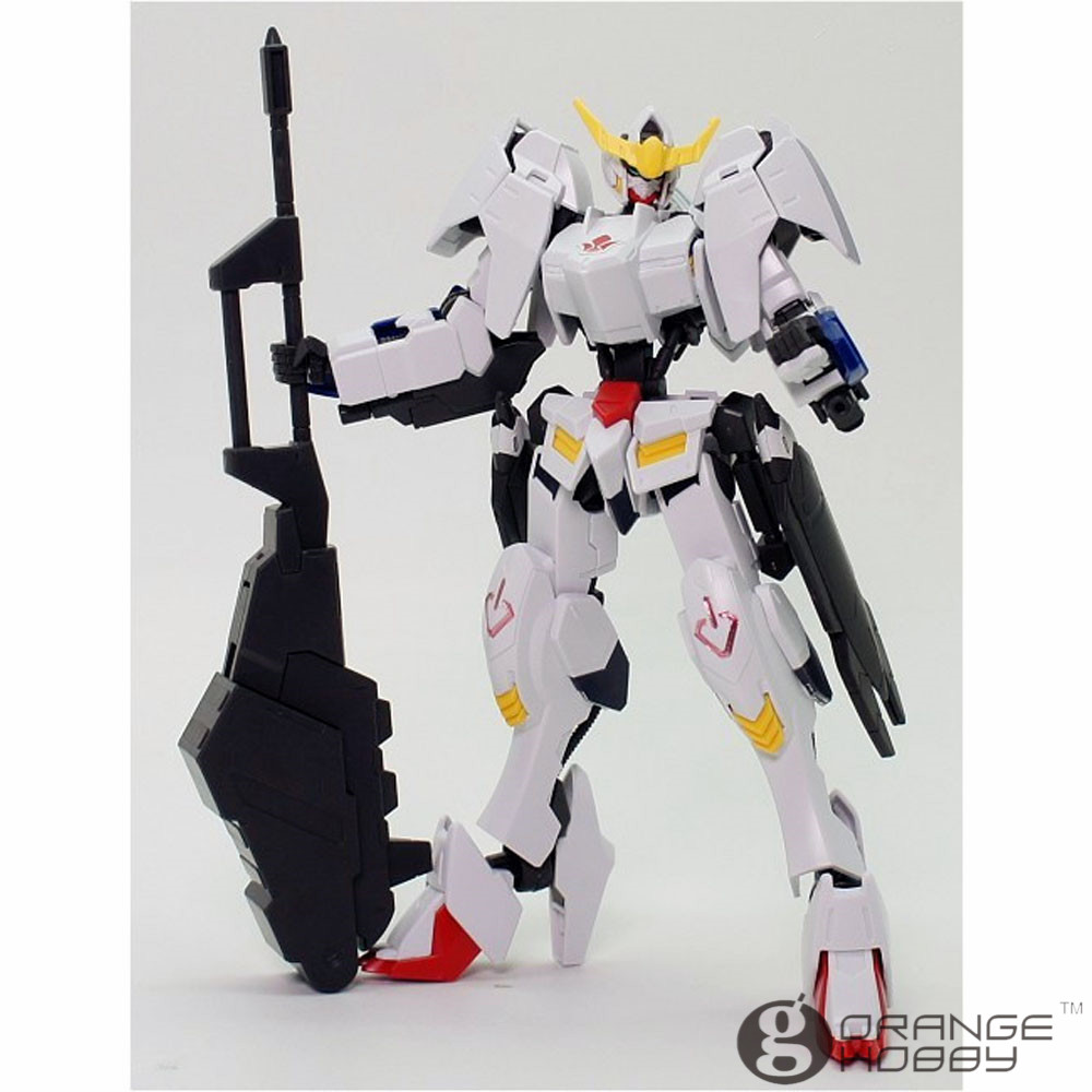 Bandai Hg 1 144 Gundam Barbatos 6th Form Model Kit Iron Blooded Orphans New F S Gundam