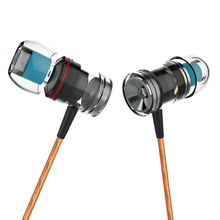 PLEXTONE X53M Metal Magnet Wired In ear Earphones Headset With Mic For Iphone Android Phones Computer MP3 pk KZ ED Headphone