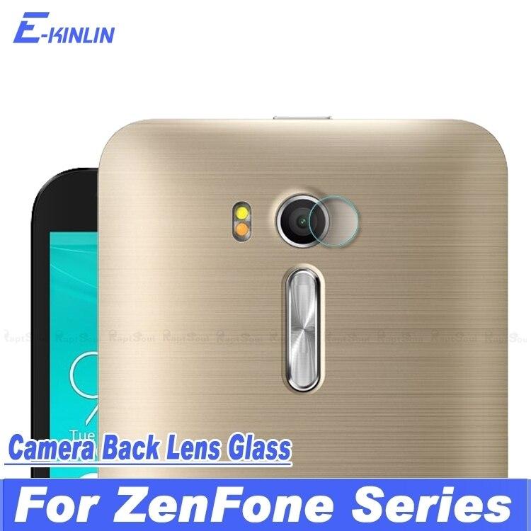 Back Camera Lens Film Tempered Glass Protector For ASUS ZenFone 6 3 GO TV Live ZB551KL ZB452KG ZB450KL ZB550KL A600CG ZB501KL