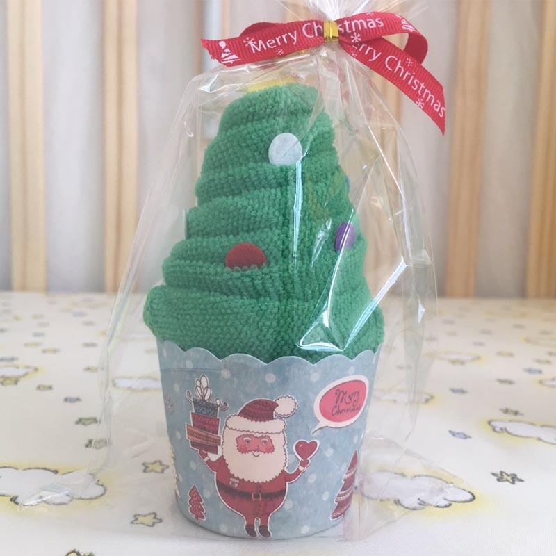 Summitkids 30 * 60cm Baby Towel 1 szt. Czerwony zielony kolor Cute - Opieka nad dzieckiem - Zdjęcie 5
