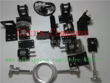whole set mechanical components lens and mirrors for installing co2 laser cutting and engraving machine
