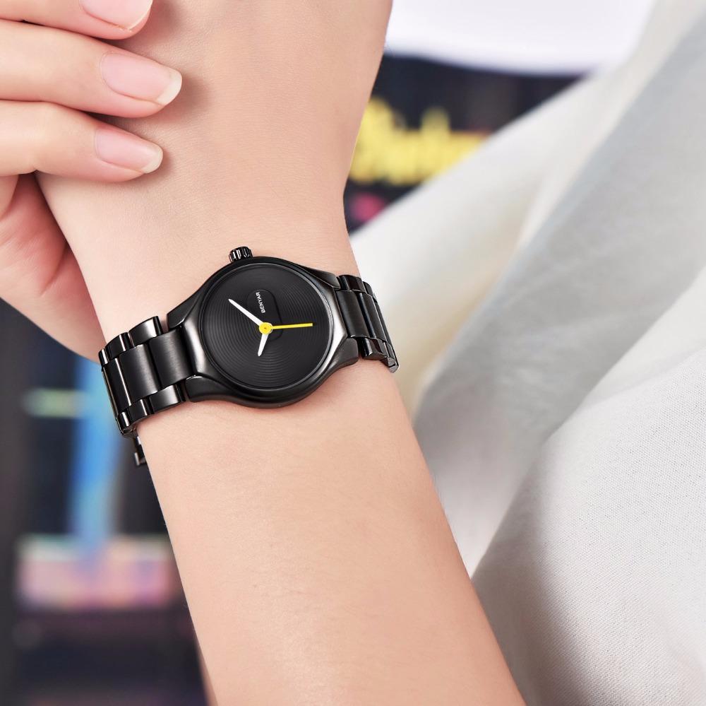 Benyar-Ladies-Fashion-Simple-Quartz-Watch-Women-Black-Stainless-Steel-Waterproof-Wrist-Watch-Female-Clock-relogio (1)