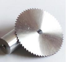 The Ultra-thin And Hard HSS Blades Micro Table Saw Blade Diameter 60mm Hole 6mm Thickness 0.5mm