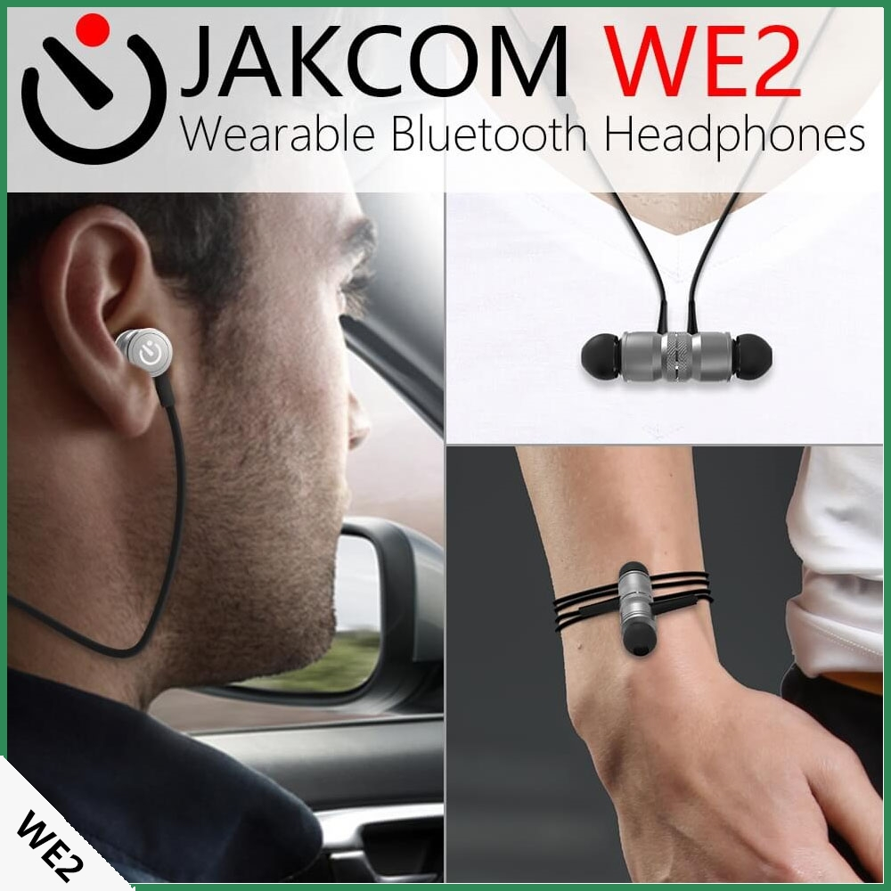 Jakcom WE2 Wearable Bluetooth Headphones New Product Of Headphone Amplifier As Hifi Headphones Amplifier Irs2092 Muse Mini Dac