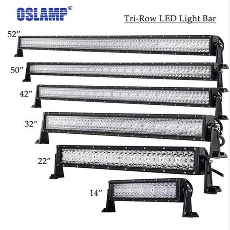 Oslamp Tri Row 14