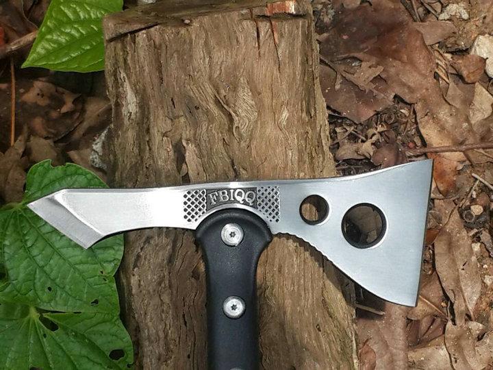 Taktikaline kirves Kvaliteetne Tomahawk väljas jahindus - Käsitööriistad - Foto 4