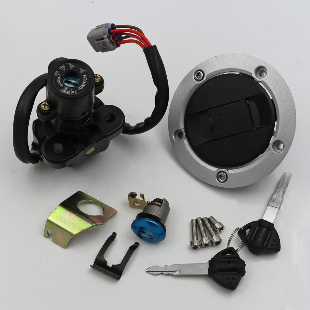 FitFor Suzuki GSXR1000 09-16 U.S. Edition Ignition Switch Gas Cap Cover Lock Set