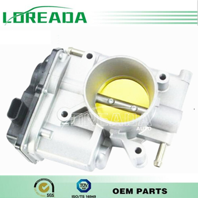 US $128 0 |Newest Type! Throttle body assebmly L3G2 13 640A LTB085 TB3093  OSSCA14366 FOR MAZDA3/ 3 Sport 2 0L MAZDA5 2 3L Throttle Valve-in Valves &