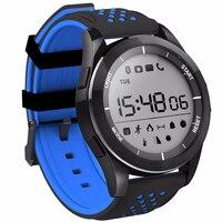 BUMVOR 2017 NEW Smart Watch Bracelet IP68 Waterproof Smartwatch Outdoor Mode Fitness Tracker Reminder Wearable Devices