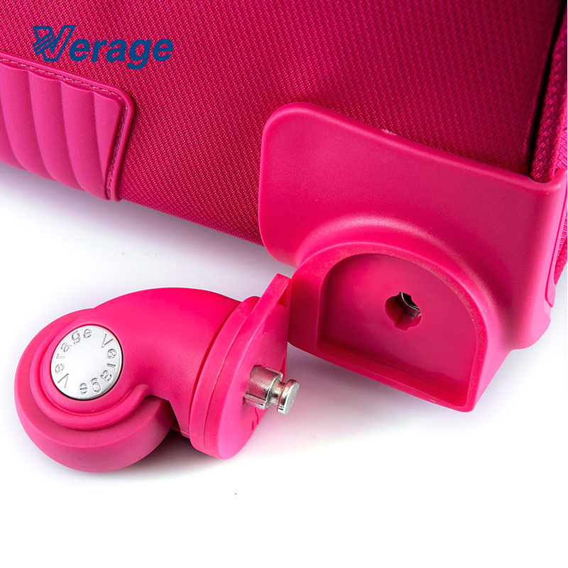 Verage Detachable Universal Wheel Trolley Luggage Accessories Li Box Travel Luggage Wheel Replacement Luggage Wheels Hardware