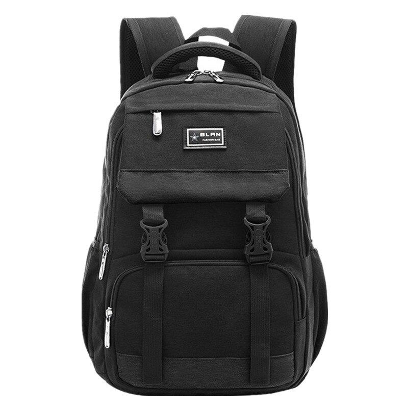 New Arrival Kids School Bag Boy's Backpack Fashion Large Capacity School Bags School Backpack For Girls Boys Double Zipper