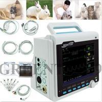 CE, FDA ICU пациента Мониторы жизненно важных Мониторы CMS6000B с принтером и ETCO2 медицинское оборудование equipos медики CONTEC CMS