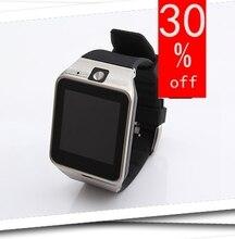 Bluetooth Smart Uhr Smartwatch sport uhr Tragbare Armbanduhr Für Android Phone Support-sim-karte Kamera PK GT08 DZ09
