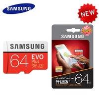 SAMSUNG Original New EVO Plus 32GB 64GB Micro SD Memory Card Class10 R95MB S MicroSDHC UHS