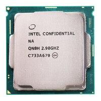QN8H ES Процессор INTEL I7 инженерных версия intel core I7 8700 I7 8700 К шесть основных 2,9 графика HD630 работать на LAG 1151 B360 Z370