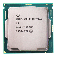 QN8H ES CPU Engineering version of intel core i7 processor 8700 I7 8700K Six core 2.9 HD630 work on LAG 1151 B360 Z370