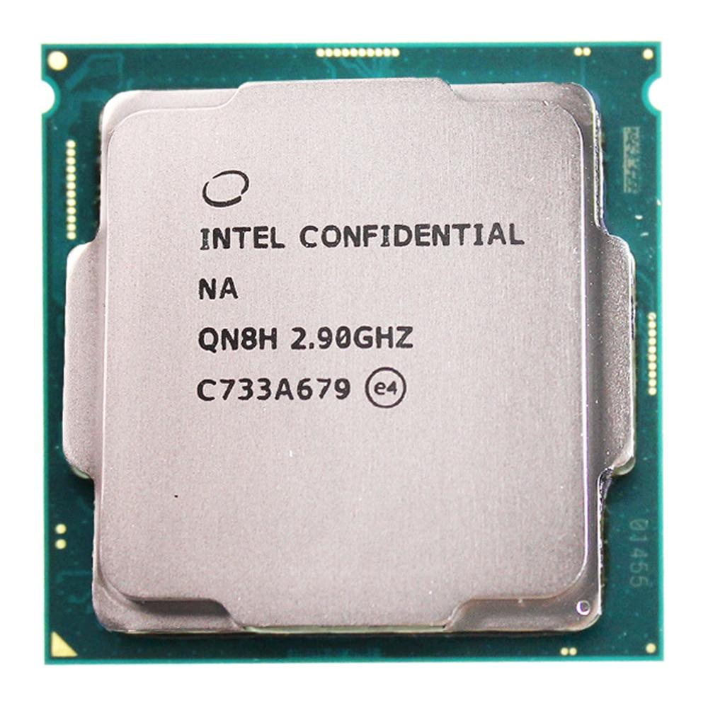 QN8H ES CPU INTEL I7 Engineering version of intel core I7 8700 I7 8700K Six core 2.9 graphics HD630 work on LAG 1151 B360 Z370
