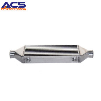 UNIVERSAL BAR AND PLATE DESIGN 420x160x65mm CORE SIZE INTERCOOLER 2.5 INCHES INLET/OUTLET