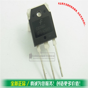 Image 1 - 5PCS 10PCS G80N60UFD transistor 80A600V tube IGBT for ultrasonic welding machine G80N60