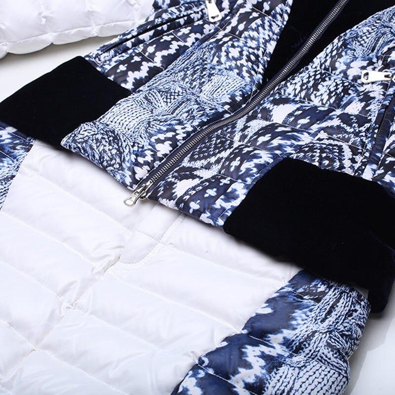 2xl Manteau Veste Missfofo Courte Dans Manteau Ensemble Le 2 Patchwork De Ensembles Femmes Mode Manteaux Vers Bas Doudoune Blanc Clj 1 Velours robe wfBwpa
