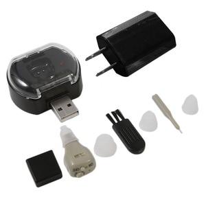 JZ-1088H2 hörgerät für die ältere Komfortable Tragbare Verstärker Leichte Hören Helfer Invisible Sound-verstärker