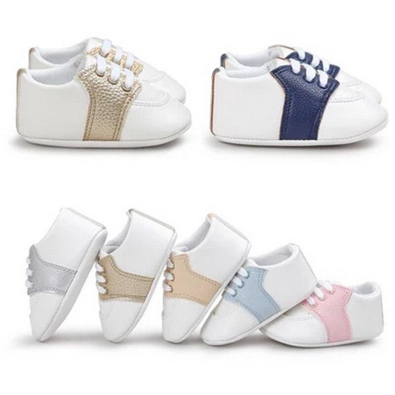 Moda Kids Prewalker Dzieci Boy & Girl Baby Sportowe buty - Buty dziecięce - Zdjęcie 2