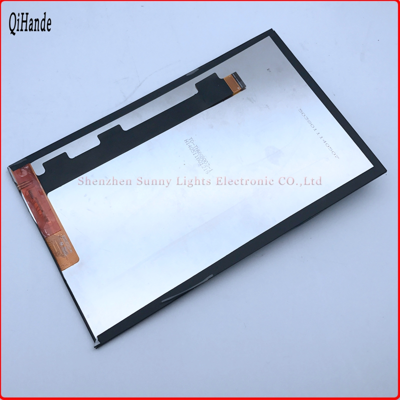 New 8  LCD display replacement for Vodafone smart tab 4 Tablet Touch LCD Screen panel Module nt65905h c024ba new tab cof ic module