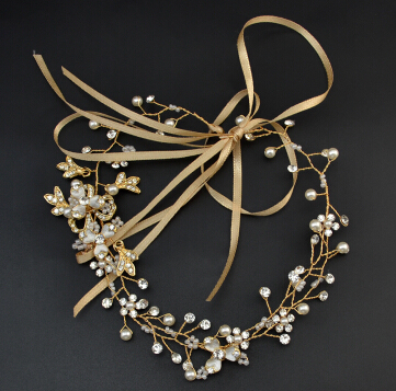 Leaf Headband Baroque...