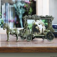 Hot Sale Metal Vintage Picture Frames Classic Picture Photo Frame