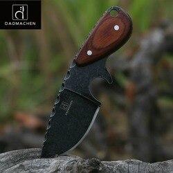 سكاكين صيد تكتيكية من DAOMACHEN سكاكين تخييم للنجاة متعددة الأغراض أداة غوص وشفرة غسيل حجرية شحن سريع مجاني